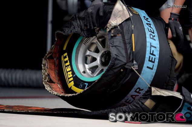 Compuesto blando de Pirelli - LaF1