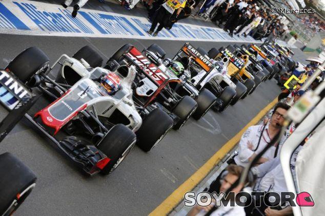 Los equipos están unidos en su decisión de volver a la clasificación tradicional - LaF1