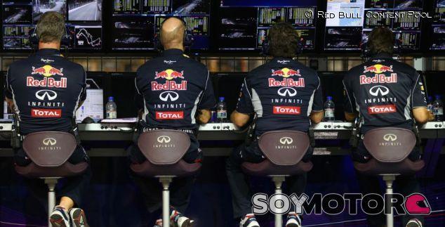 El RB11 de Red Bull ya ha pasado todos los crash-test - LaF1