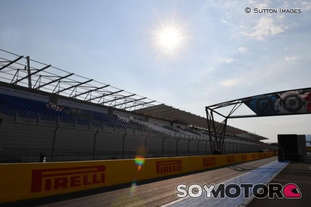 Pit-Lane en Paul Ricard – SoyMotor.com