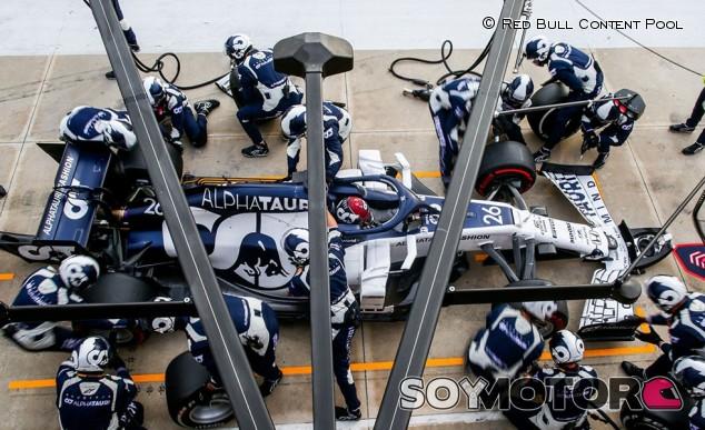 AlphaTauri en el GP de Turquía F1 2020: Previo - SoyMotor.com
