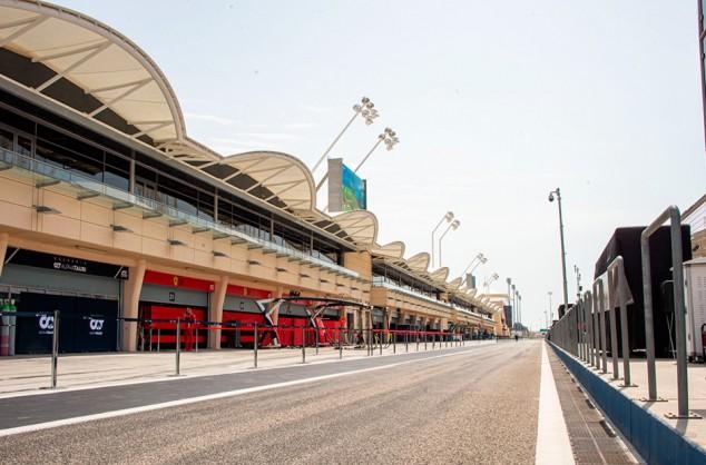 Horarios del GP de Baréin F1 2021 y cómo verlo por televisión - SoyMotor.com