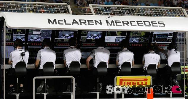 McLaren en el GP de China F1 2014: Previo
