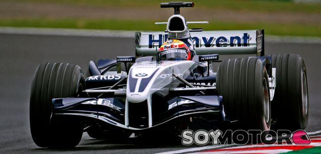 Pizzonia regresa a Williams para mantener la competitividad
