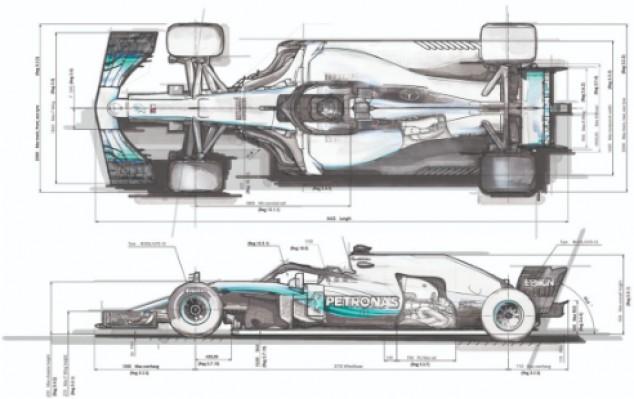 Mercedes asegura que empezó a diseñar su coche de 2019 en 2017 – SoyMotor.com