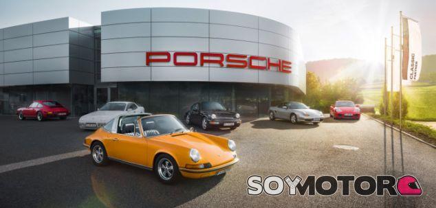 Porsche Classic Centre -SoyMotor