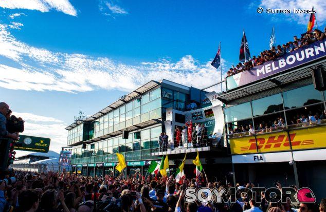 El GP de Australia batió el récord en las redes sociales de la F1 - SoyMotor