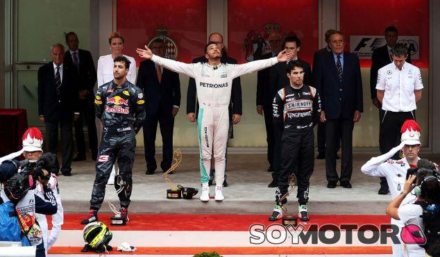Hamilton no ganaba desde el Gran Premio de Estados Unidos en 2015 - LaF1