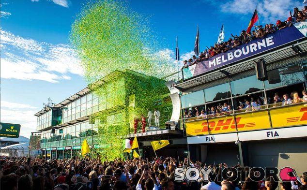 La estrategia a una parada fue la más popular en Australia - SoyMotor.com