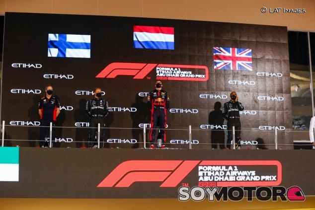 Carreras clasificatorias: la F1 no quiere podios los sábados - SoyMotor.com