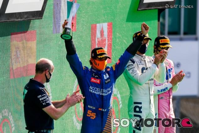 Un finlandés apuesta 20 céntimos al podio de Monza y gana 33.000 euros