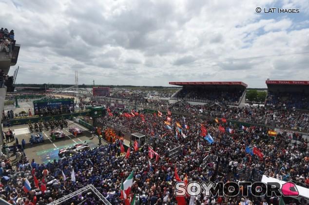 El WEC anuncia calendario nuevo y cambio de hora para Le Mans - SoyMotor.com
