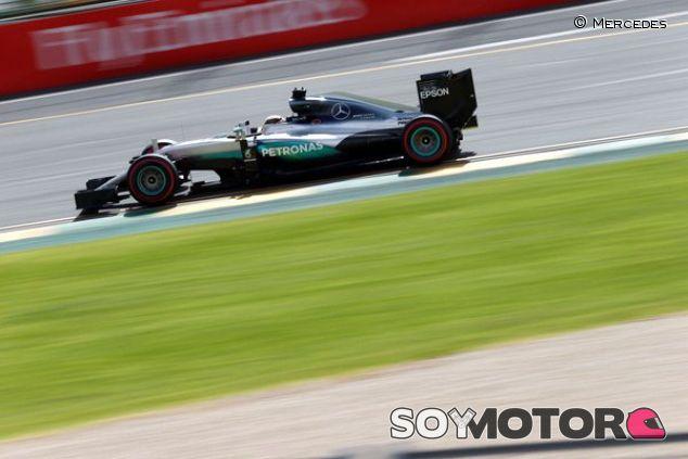 Hamilton consigue su 50º pole de su trayectoria - LaF1