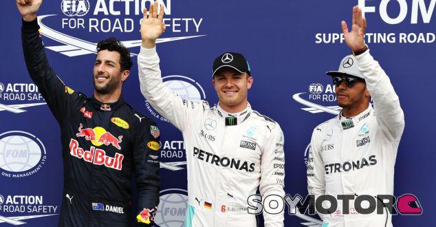 Pole Position de Nico Rosberg en Hockenheim - LaF1.es