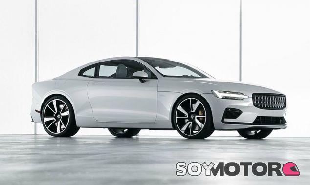 Polestar planea lanzar cuatro modelos en los próximos años - SoyMotor.com