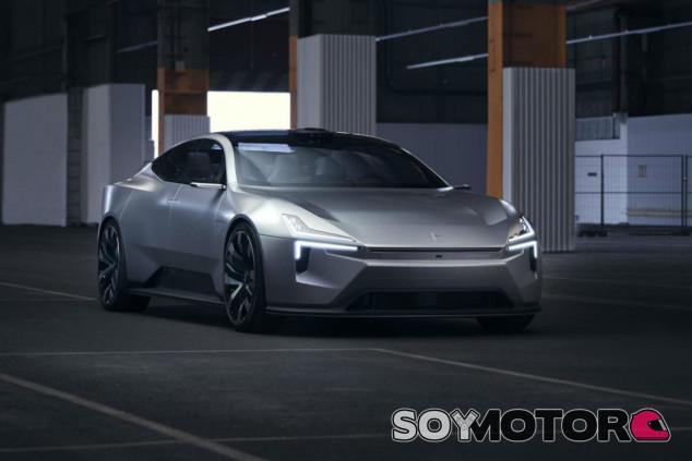 Polestar Precept Concept: será un modelo de producción - SoyMotor.com