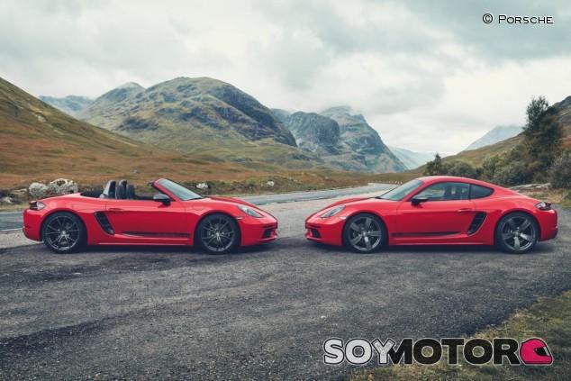 Las actuales generaciones de los 718 Cayman y Boxster permanecerán en el mercado al menos hasta 2023 - SoyMotor.com