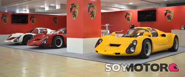 ¿Un Porsche 910 eléctrico? Sí, pero no es de verdad - SoyMotor.com