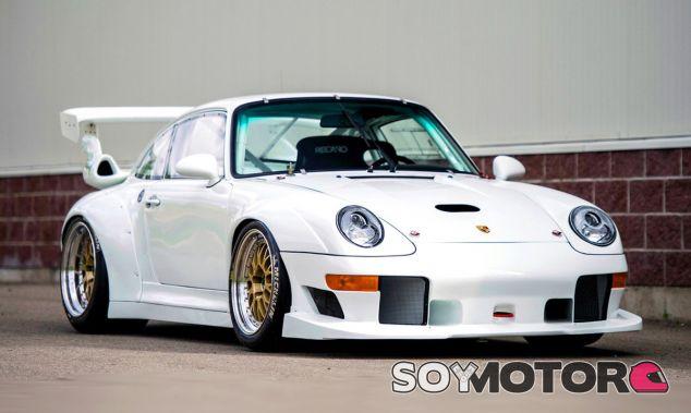 El Porsche 993 GT2 Evo es uno de los modelos más desconocidos de la firma de Stuttgart - SoyMotor