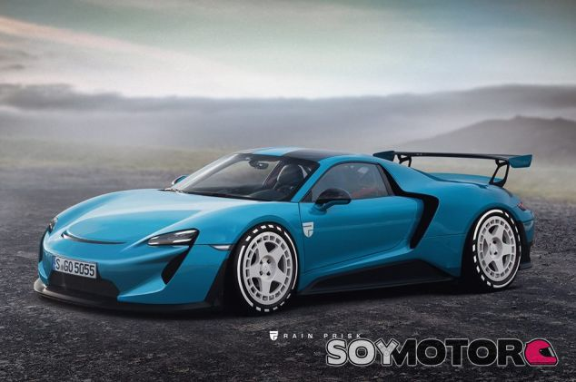 Porsche 911: ¿adoptará el motor central para calle en algún momento? - SoyMotor.com