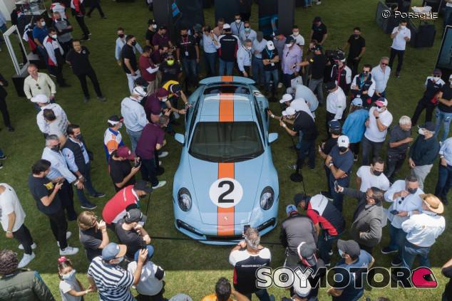 Porsche 911 Turbo S Pedro Rodríguez - SoyMotor.com