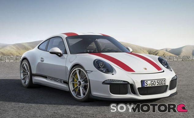 La llamada de los aficionados más puristas de Porsche ha tenido respuesta con este 911 R - SoyMotor