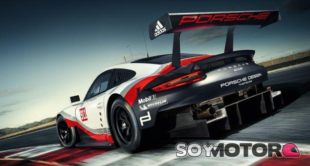 Porsche 911 RSR 2017 - SoyMOtor