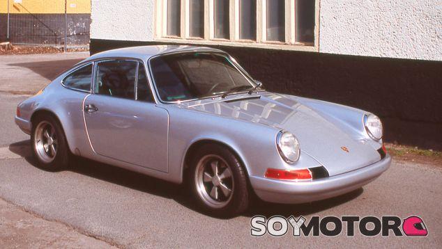 Porsche 911 de Achim Anscheidt, jefe de diseño de Bugatti - SoyMotor.com