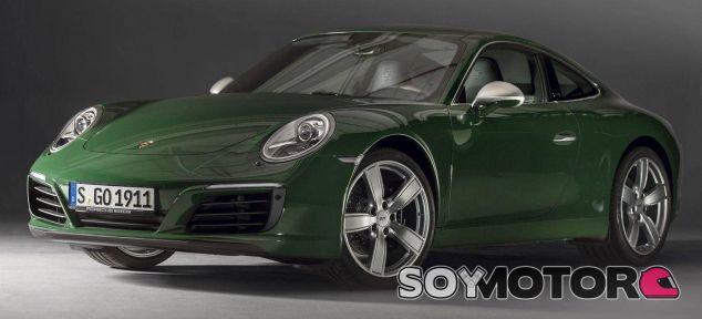 Ésta era la sorpresa de Porsche y Webber: el 911 número un millón - SoyMotor.com