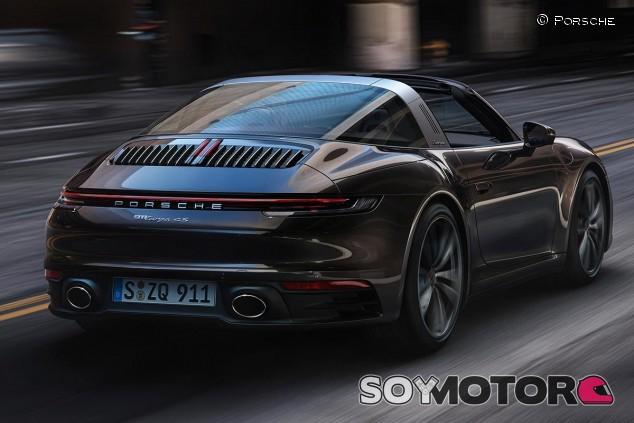 Porsche 911 Targa - SoyMotor.com