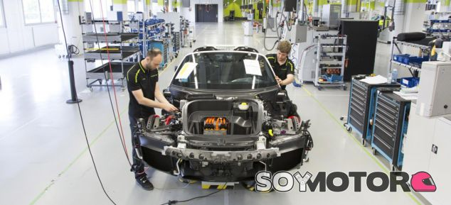 El Porsche 918 Spyder ya no se fabrica - SoyMotor