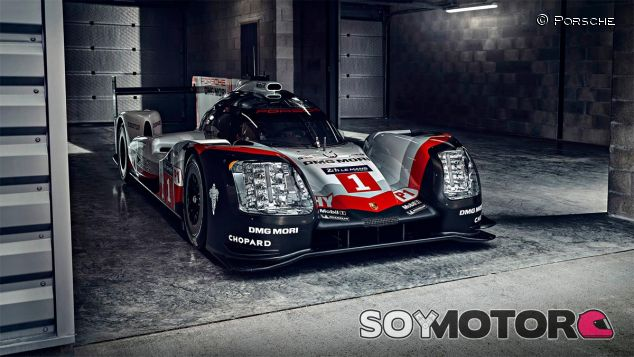 Porcshe 919 Hybrid 2017 - SoyMotor