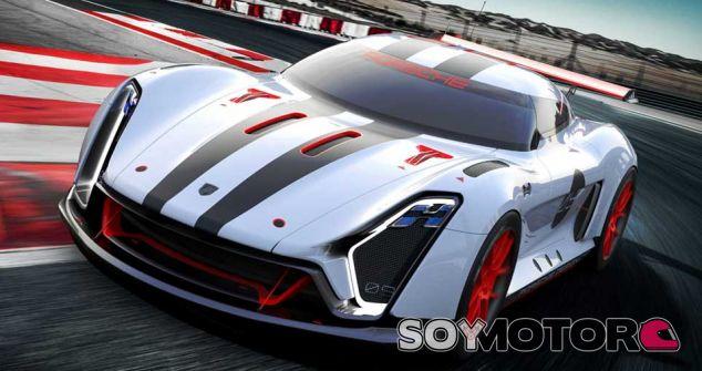 Porsche 939 RSR: visión del futuro - SoyMotor.com