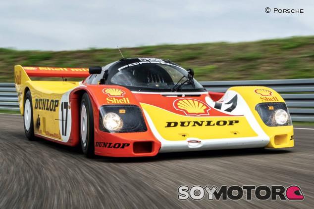Porsche ha invertido 18 meses en restaurar este 962 C - SoyMotor.com
