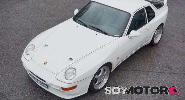 Porsche 968 Turbo S - SoyMotor.com