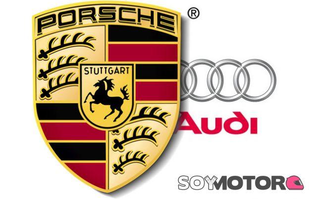 Audi y Porsche trabajarán de la mano en la movilidad del futuro - SoyMotor.com