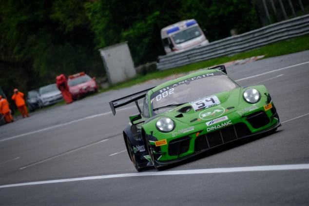 Porsche vuelve a ganar en las Blancpain Series - SoyMotor.com