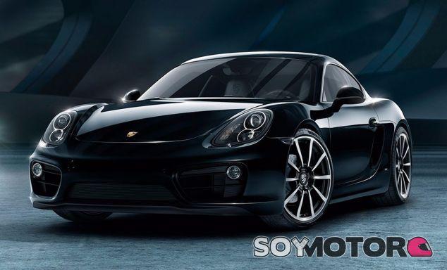 Porsche Cayman 'Black Edition': el lado oscuro de la fuerza