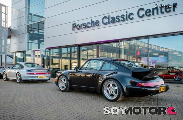 Porsche Classic suministrará piezas fabricadas con impresión 3D - SoyMotor.com