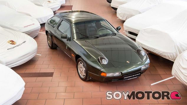 El Porsche 928 Shooting Brake de Ferry - SoyMotor