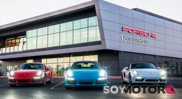 Porsche Experience Center abre sus puertas en California