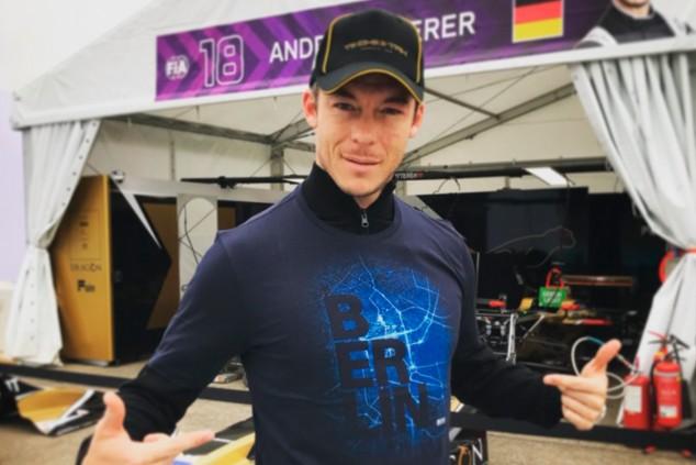 Lotterer será piloto de Porsche en la Fórmula E - SoyMotor.com