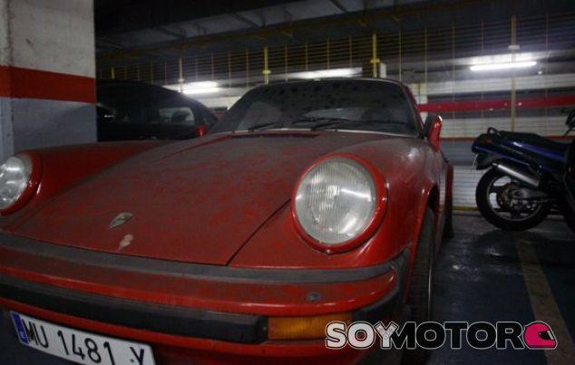 Un Porsche 911 a subasta en Avilés - SoyMotor.com