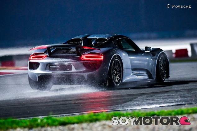Porsche 918 Spyder - SoyMotor.com