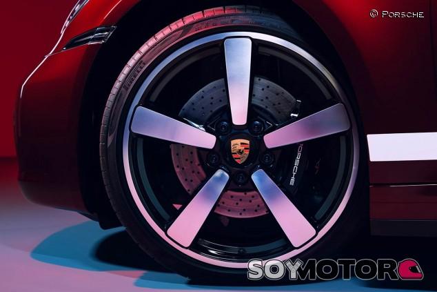 Detalle del Porsche 911 Targa 4S HDE - SoyMotor.com