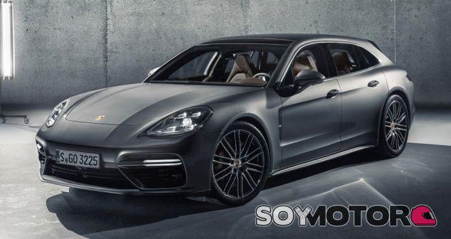 Llega el Porsche Panamera Sport Turismo - SoyMotor.com