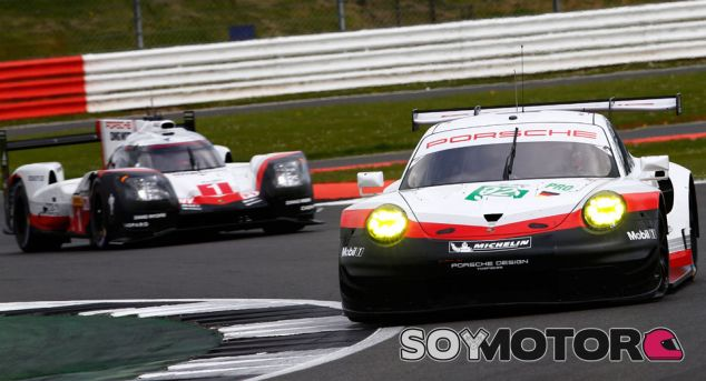 Porsche Racing - SoyMotor.com