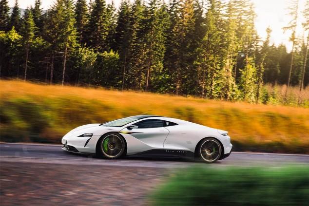 Porsche Taycan de motor central, por Rain Prisk - SoyMotor.com