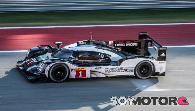 Porsche remonta y gana en unas 6 horas de Austin de desgaste - LaF1