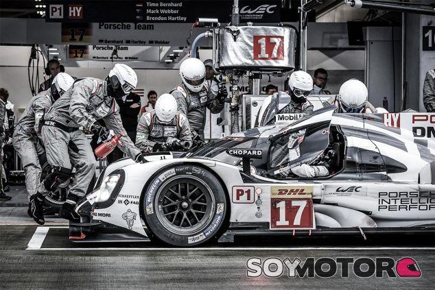 Porsche en las 6 horas de Fuji - LaF1